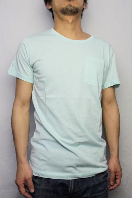 1枚 メール便発送対応 スぺングリッシュクルーネック ポケットTシャツ ピマコットンMADE IN TURKEY COLOR Pocket 05P03Sep16 SPENGLISH