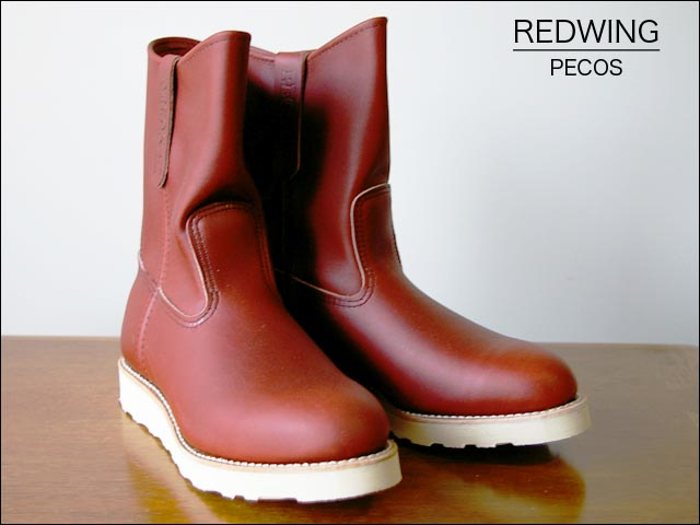 "RED WING style No.8866 9 ""PECOS response"