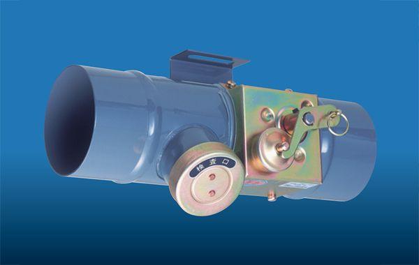キョーワナスタ ダクト接続型防火ダンパー KS-PD150-120