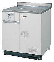 ノーリツガス給湯器 GBGシリーズ 屋内設置コンロ台形 GBG-1310D