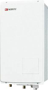 ノーリツ 給湯器 ユコアGQシリーズ WX オートストップ 屋内壁掛/後方強制給排気型 給湯専用 GQ-2437WX-FFB