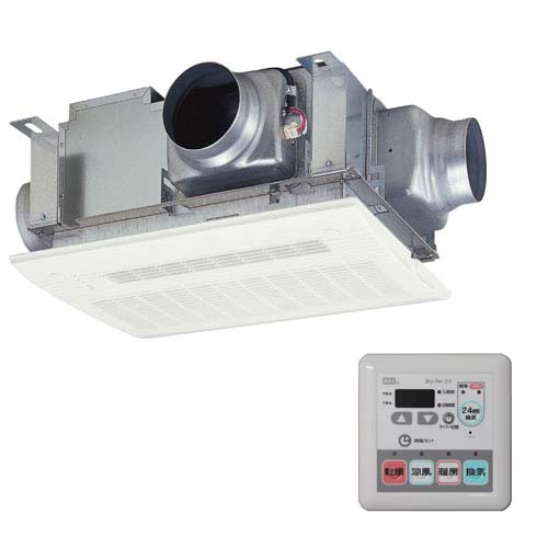 マックス BS-113HMD 浴室暖房・換気・乾燥機 3室換気 特定保守製品 100V