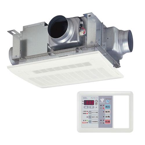 マックス BS-113HMDNL-CX 浴室暖房・換気・乾燥機 3室換気 プラズマクラスター搭載 特定保守製品 100V