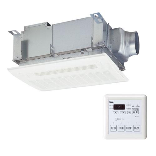 マックス BS-122HM 浴室暖房・換気・乾燥機 2室換気 特定保守製品 100V