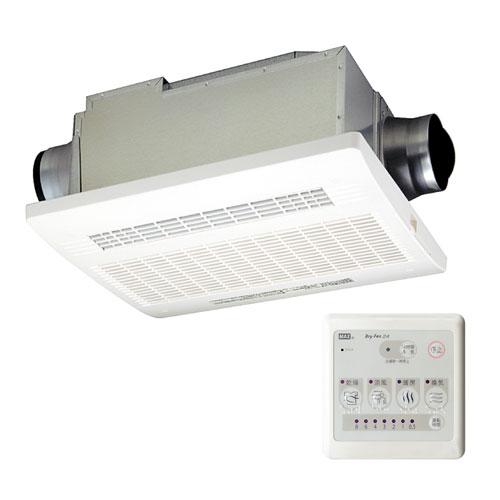 マックス BS-123HA 浴室暖房・換気・乾燥機 3室換気 特定保守製品 100V