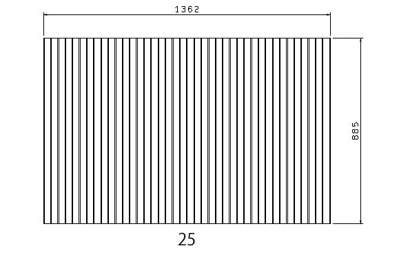 お風呂のふた トクラス (旧ヤマハ)新25【新品番】B10010688 巻きフタ ヤマハシステムバス用 風呂ふた 巻きふた 【寸法】W1362mm×D885mm(旧品番:GVH47930)