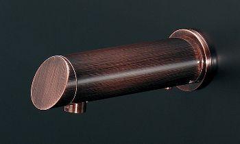 カクダイ センサー水栓//ブロンズ 713-503