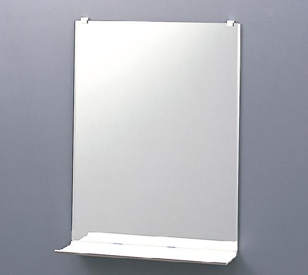 INAX 化粧棚付化粧鏡(ミラー)(防錆)角形 KF-3545AB