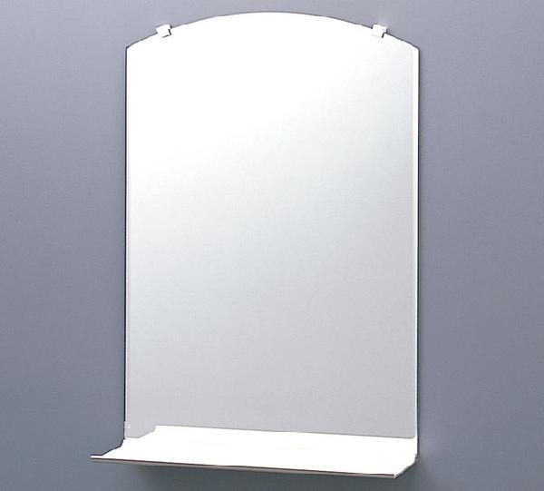 INAX 化粧棚付化粧鏡(ミラー)(防錆)上部アーチ形 KF-3550ABR