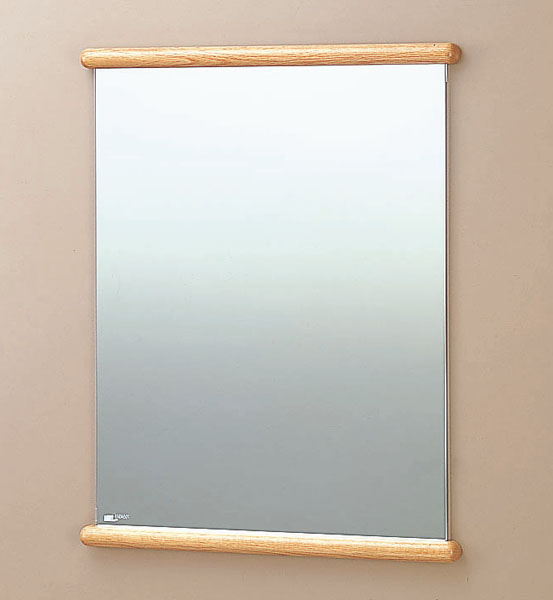 INAX 木製バー付化粧鏡(ミラー) KF-4560AT