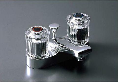 洗面所用水栓 INAX LF-280A-GS-U 『寒冷地仕様』