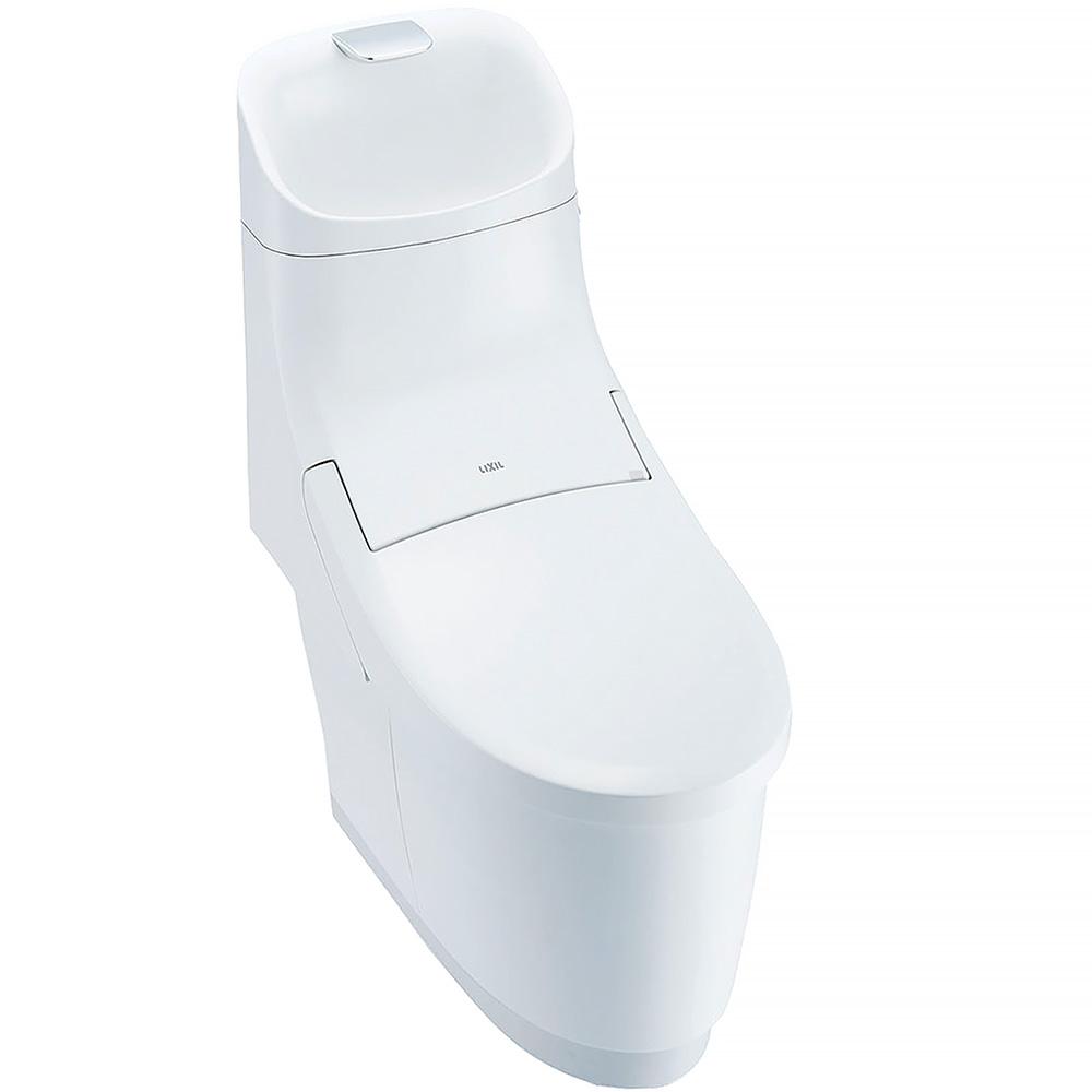 アクアセラミック採用の新型シャワートイレ一体型トイレ LIXIL・INAX シャワートイレ一体型 プレアスHS(手洗付) CHR5A 【寒冷地仕様】 リトイレ床排水290~540mm タンク式 アクアセラミック YHBC-CH10H+DT-CH185AH