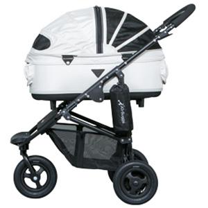 エアバギー フォードッグ ドーム2 ブレーキモデル Mサイズ ロイヤルミルク ペット用バギー Air Buggy(犬用)【返品・交換不可】 【代金引換不可・コンビニ後払い不可】