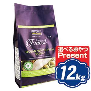 フィッシュ4 ドッグ パピー 12kg fish4dogs コンプリートパピー無添加ドッグフード【正規品】