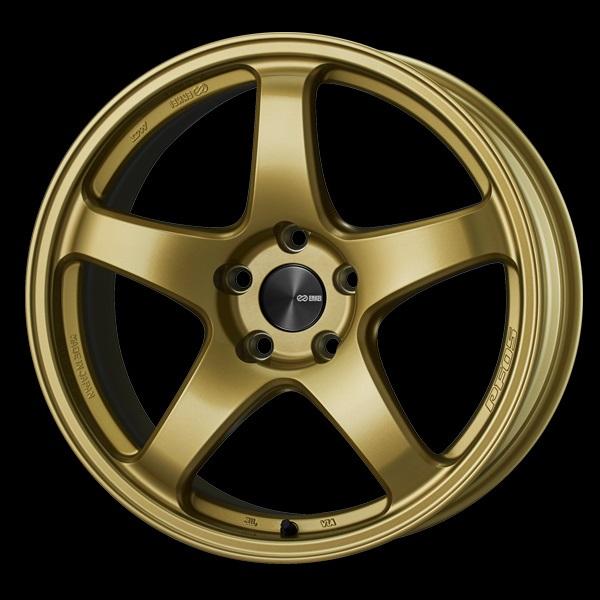 送料無料C-HR レクサスUX ヴェゼルエスティマ アテンザ マツダ6ENKEI エンケイパフォーマンスラインPF05 ゴールド225/50R18 ピレリタイヤ ホイールセット