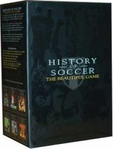 SALE OFF!新品DVD!History of Soccer: The Beautiful Game [7 Discs]!