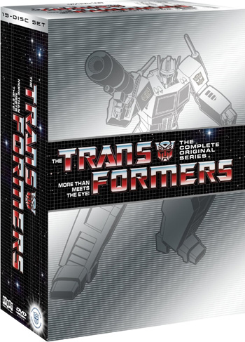 SALE OFF!新品北米版DVD!The Transformers: More Than Meets The Eye: The Complete Series (Season1~4)!トランスフォーマー:コンプリート・シリーズ(シーズン1~4)