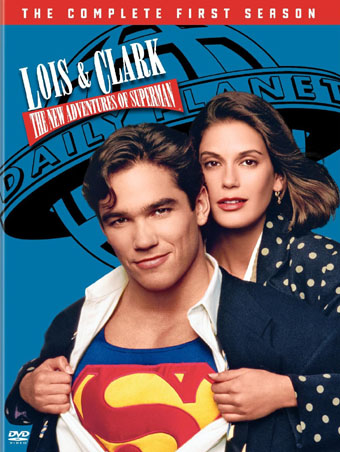 SALE OFF!新品北米版DVD!【新スーパーマン ロイス&クラーク:シーズン1】 Lois & Clark - The New Adventures of Superman - The Complete First Season!