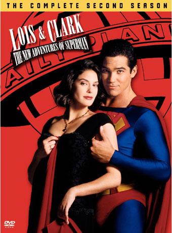 新入荷続々 SALE OFF 新品北米版DVD 新スーパーマン 贈物 ロイス クラーク:シーズン2 Lois 購買 Clark New The of Adventures Complete Season Second - Superman