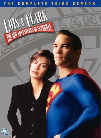 SALE OFF!新品北米版DVD!【新スーパーマン ロイス&クラーク:シーズン3】 Lois & Clark - The New Adventures of Superman - The Complete Third Season!