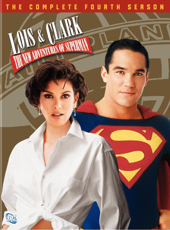 SALE OFF!新品北米版DVD!【新スーパーマン ロイス&クラーク:シーズン4】 Lois & Clark - The New Adventures of Superman - The Complete Fourth Season!
