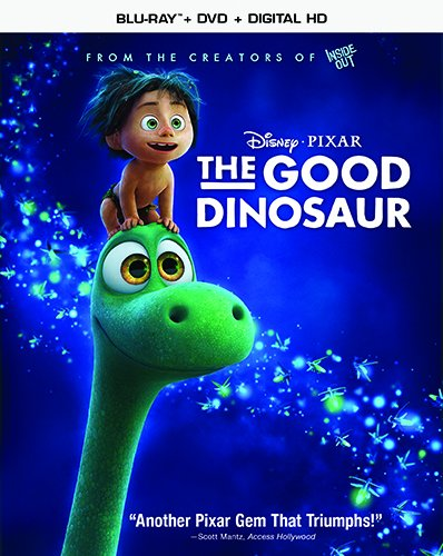 SALE OFF!新品北米版Blu-ray!【アーロと少年】 The Good Dinosaur [Blu-ray/DVD]!<ディズニー/ピクサー最新作>