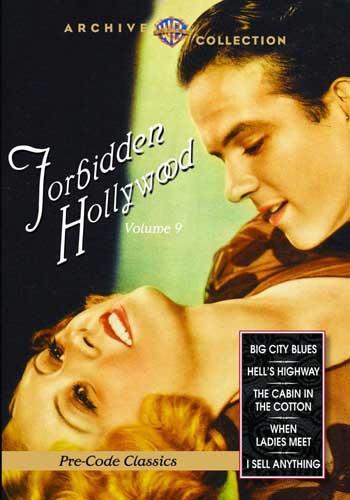 新品北米版DVD!Forbidden Hollywood Collection Volume 9!