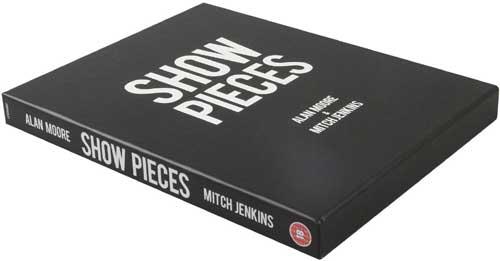 新品北米版DVD!Show Pieces - Film / Book / Soundtrack!<アラン・ムーア/ミッチ・ジェンキンズ>