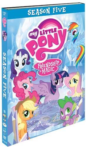 SALE OFF!新品北米版DVD!【マイリトルポニー シーズン5】 My Little Pony Friendship Is Magic: Season Five!
