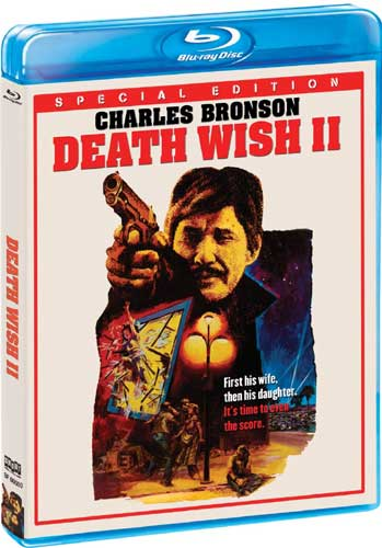 新品北米版Blu-ray!【ロサンゼルス】 Death Wish II [Special Edition] [Blu-ray]!<チャールズ・ブロンソン主演>
