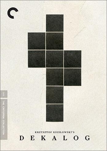 新品北米版DVD!【デカローグ(全10篇)】 Dekalog (The Criterion Collection)!<クシシュトフ・キエシロフスキー監督作品>