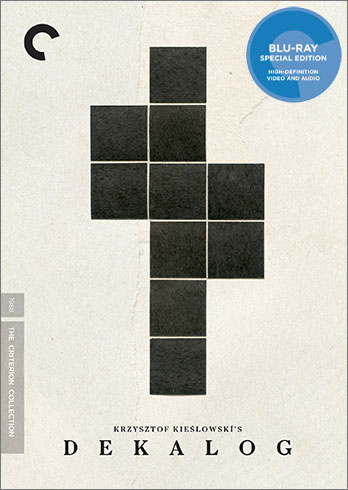 新品北米版Blu-ray!【デカローグ(全10篇)】 Dekalog (The Criterion Collection) [Blu-ray]!<クシシュトフ・キエシロフスキー監督作品>