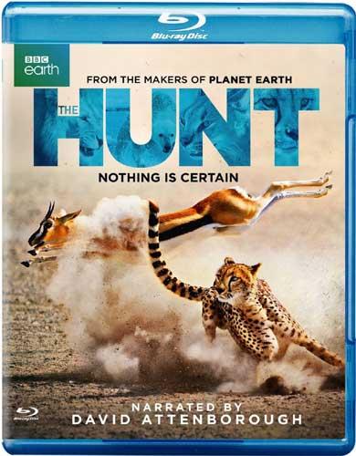 新品北米版Blu-ray!【サバイバルストーリー ~大自然を生きる~】 The Hunt [Blu-ray]!<BBE EARTH>