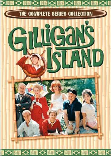 新品北米版DVD!【ギリガン君SOS:コンプリートシリーズ】 Gilligan's Island: The Complete Series!