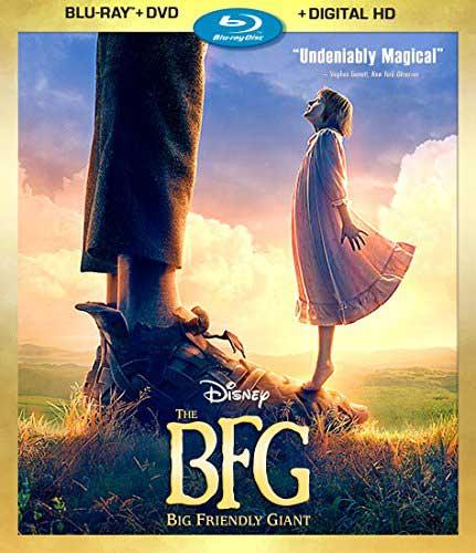 SALE OFF!新品北米版Blu-ray!【BFG:ビッグ・フレンドリー・ジャイアント】 THE BFG [Blu-ray/DVD]!