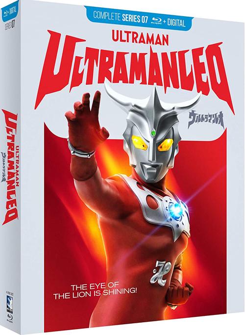 <title>新入荷続々 新品北米版Blu-ray ウルトラマンレオ:コンプリート シリーズ 2020新作</title>