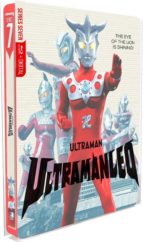 <title>新入荷続々 新品北米版Blu-ray ウルトラマンレオ:コンプリート 激安超特価 シリーズ スチールブック仕様限定盤</title>