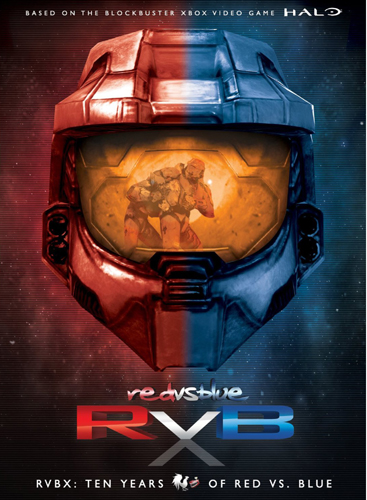 SALE OFF!新品北米版DVD!RVBX: Ten Years of Red Vs. Blue Box Set!<シーズン1~シーズン10>