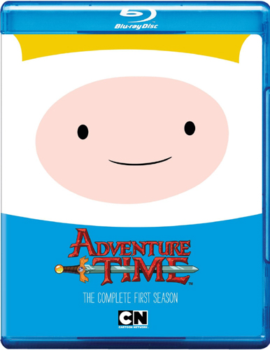 SALE OFF!新品北米版Blu-ray!【アドベンチャー・タイム シーズン1】 Adventure Time: The Complete First Season [Blu-ray]!