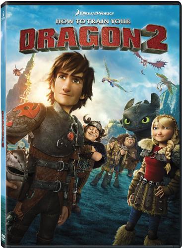 SALE OFF!新品北米版DVD!【ヒックとドラゴン2】 How To Train Your Dragon 2!
