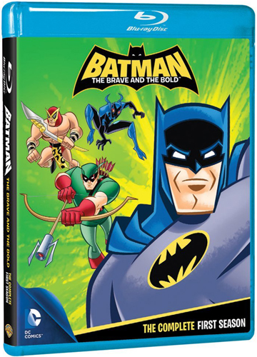 SALE OFF!新品北米版Blu-ray!【バットマン ブレイブ&ボールド シーズン1】 Batman Brave & The Bold: Season 1 [Blu-ray]!