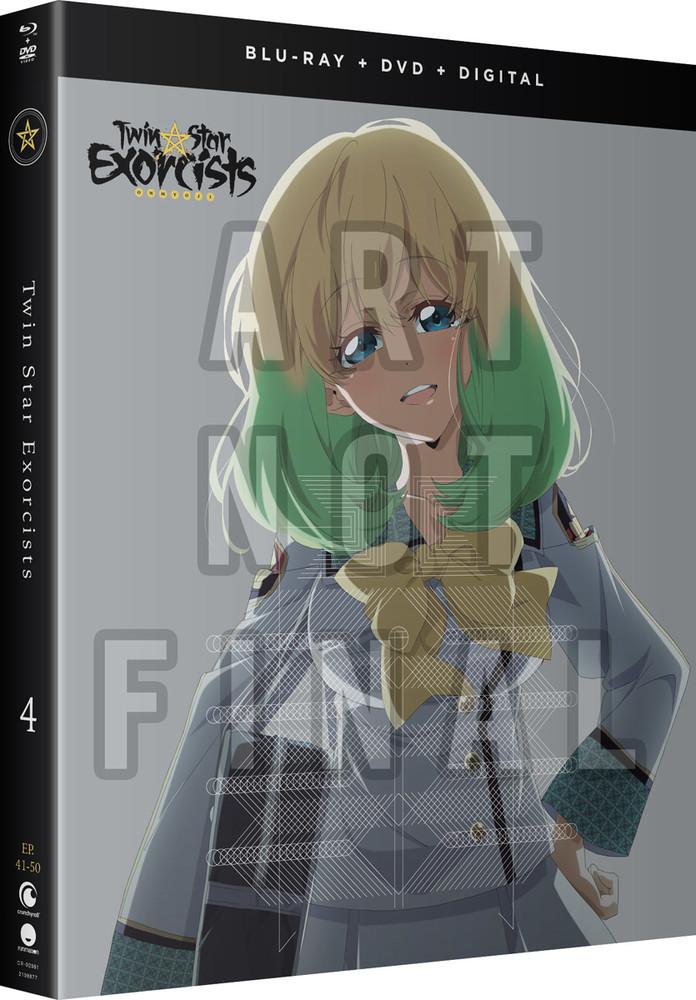 新品北米版Blu-ray!【双星の陰陽師】【4】第41話~最終第50話