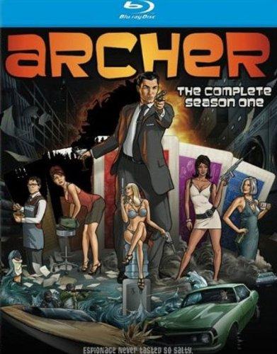 SALE OFF!新品北米版Blu-ray!Archer: The Complete Season One [Blu-ray]!