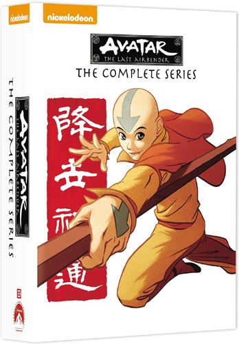SALE OFF!新品北米版DVD!【アバター 伝説の少年アン:コンプリート・シリーズ】 Avatar: The Last Airbender - The Complete Series!