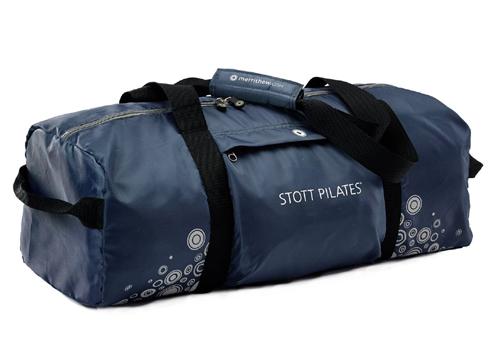 STOTT PILATES(ストットピラティス)マット・バッグ ダッフル・スタイル<カラー:グレイ> ヨガマットバッグ yoga