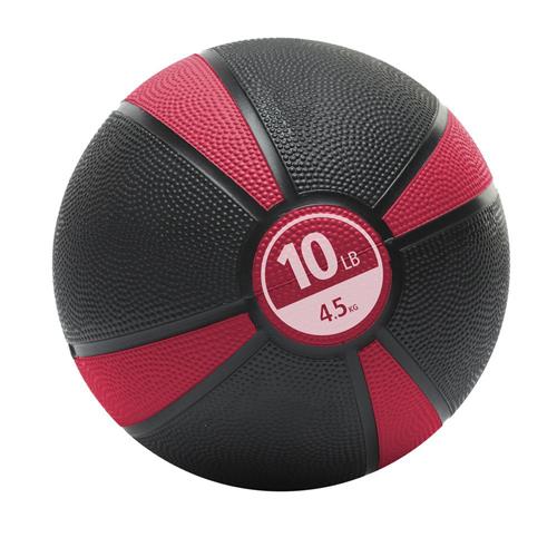 MERRITHEW(メリシュー)Medicine Ball - 10LB (Red) <メディシンボール> 4.5kg yoga/ヨガ