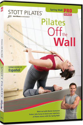 【STOTT PILATES DVD】 Pilates Off the Wall