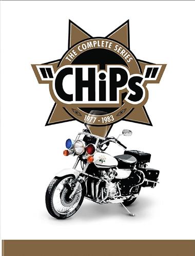 新品北米版DVD!【白バイ野郎ジョン&パンチ 全137話(31枚組)】 CHiPs: The Complete Series!