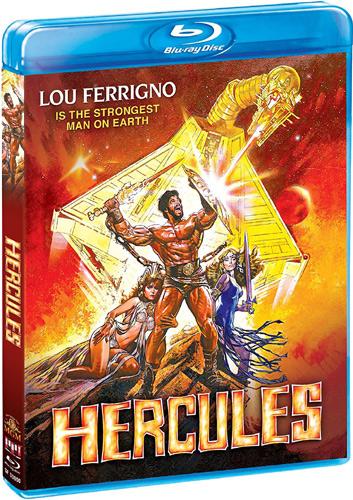 新品北米版Blu-ray!【超人ヘラクレス】 Hercules [Blu-ray]!