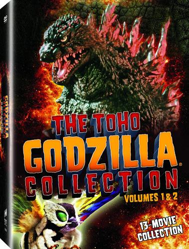 新品北米版DVD!<東宝ゴジラ・シリーズ13作セット> The ToHo Godzilla Collection!